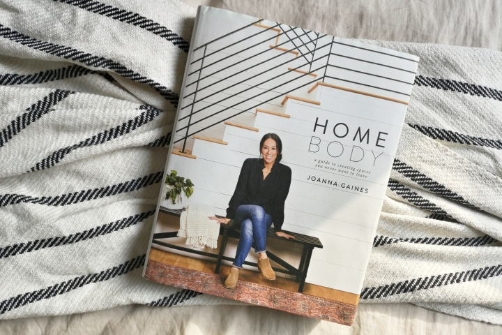 J'ai lu Homebody de Joanna Gaines